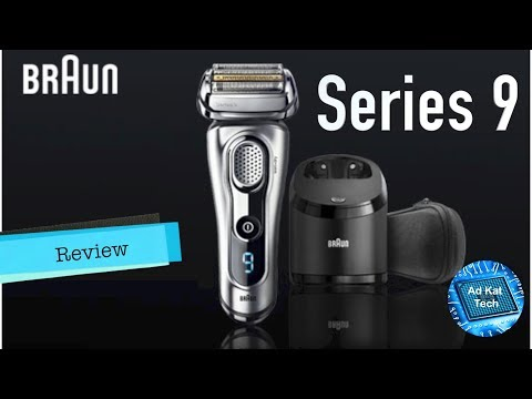 Braun Series 9 Review and Unboxing