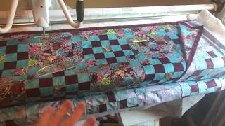 Part 5 – Double Irish Chain Sew Along: Deciding on Quilting