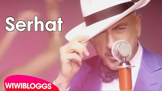 Serhat - San Marino Eurovision 2016 (First Reaction) | wiwibloggs