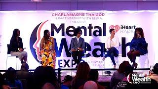 "Black Women & Mental Health"" with Dr. Alfiee, Charmain Jackman, Rheeda Walker + More"