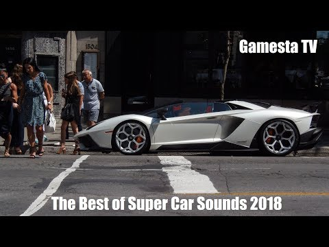 The Best Of Super Car Sounds 2018 [PURE SOUNDS]