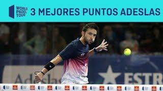 Los 3 Mejores Puntos ADESLAS Del Logroño Open 2019 | World Padel Tour