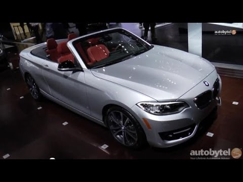 LA Auto Show: BMW 2-Series Convertible