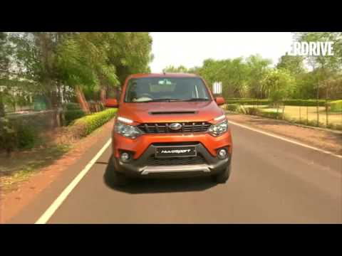 Mahindra NuvoSport - Five Things You Need To Know