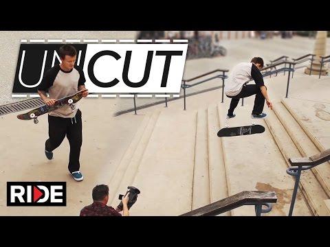 Cody McEntire's T-1000 Santa Monica Triple Set - UNCUT