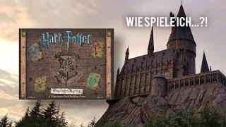 Wie spiele ich... Harry Potter: Kampf um Hogwarts?! (KOSMOS / The OP) / Brettspiel / Regelerklärung