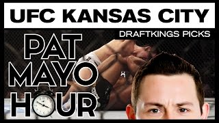 DFS MMA: UFC Fight Night Kansas City DraftKings Picks & Preview