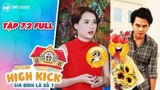 Gia đình là số 1 sitcom | tập 72 full: Kim Chi phát hoảng vì thám tử Luật đeo bám như