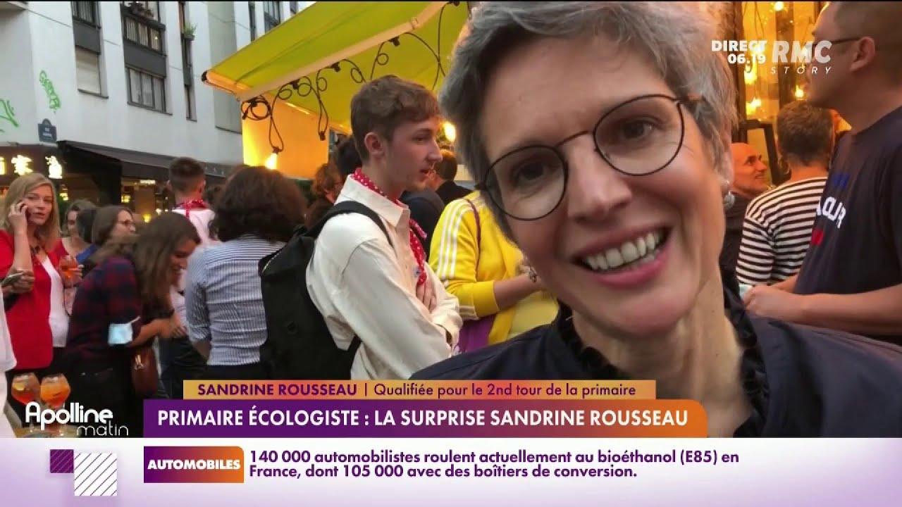 Yannick Jadot le réformiste face à Sandrine Rousseau l'écoféministe