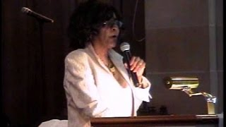 Rev. Carol Ligons - Reality Called Life