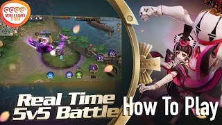 How to Play Onmyoji Arena Complete Tutorial, Tips & Tricks iOS Android