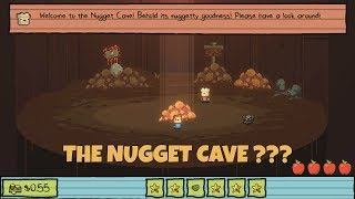 THE NUGGET CAVE  (Kindergarten episode #5)