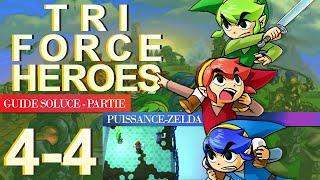 Soluce Tri Force Heroes : Niveau 4-4