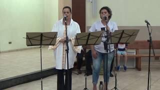 Canto de Comunhão - Missa do 25º Domingo do Tempo Comum (23.09.2018)