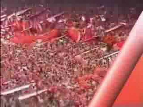 """INDEPENDIENTE CAMPEON !!!! - FIESTA EN AVELLANEDA"" Barra: La Barra del Rojo • Club: Independiente • País: Argentina"