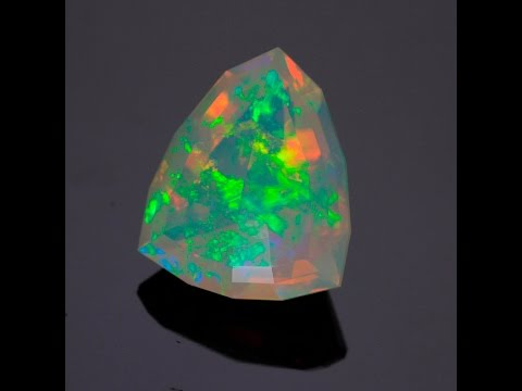 Opal Faceted 6.68 Carats