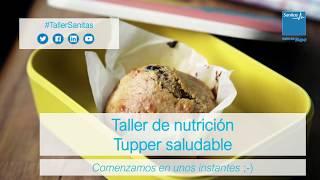 Sanitas- Taller Tupper Saludable