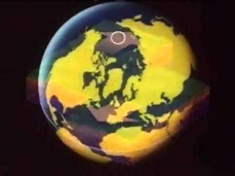 La tectonique globale