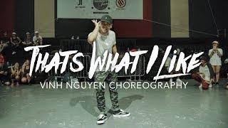 That's What I Like  - Bruno Mars   Vinh Nguyen Choreography   Summer Jam Dance Camp 2017