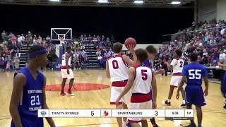 Zion Williamson and Spartanburg Day vs. Trinity-Byrnes - State Playoffs