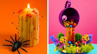 Halloween Decorations That are Straight Out of Your Nightmares! | DIY Hacks by Blossom