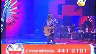 Teleton 2011 Peru - Ana Carina Copello