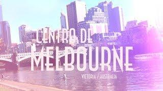 preview picture of video 'Centro de Melbourne - EMVB - Emerson Martins Video Blog 2014'