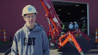 Upper Peninsula Professional Trades Career Day 2019