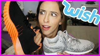 Buying Shoes From Wish!