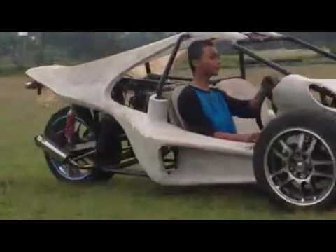 Video Mobil karya anak bangsa