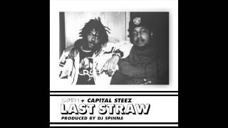 Capital STEEZ Last Verse Recorded- Last Straw