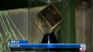 video - Boston Tea Party Museum Fox 25 News at 6 WFXT FOX Boston