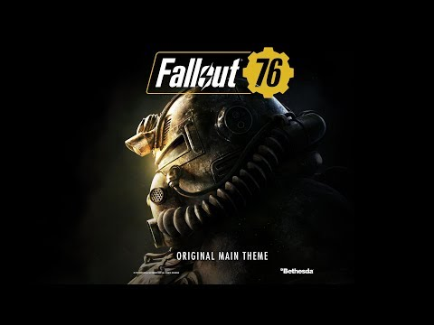 Fallout 76 Original Main Theme by Inon Zur