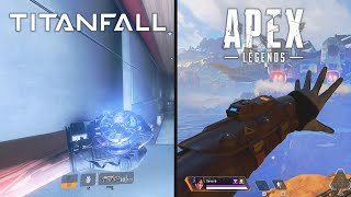 Titanfall 2 vs Apex Legends | Abilities comparison (Updated to December 2020)
