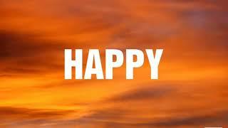 Julia Michaels   Happy ( Lyrics )