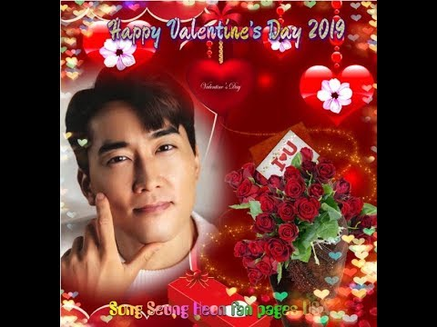 Song Seung Heon ~ 2019 Happy Valentine's Day part 1