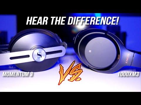 External Review Video i_8ifmDOW-I for Sennheiser MOMENTUM 3 Wireless Headphones