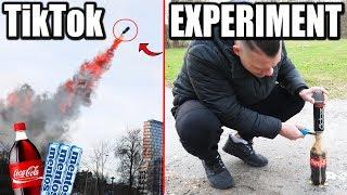 TikTok EXPERIMENT *DET FUNGERADE*