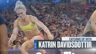 Katrin Davidsdottir 03/20/2017