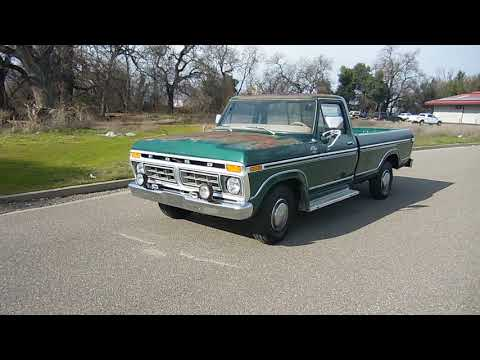 Video of '77 Ford F150 - $6,500.00 Offered by Platt Motors - PG2H