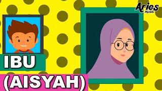 Gambar cover Alif & Mimi - Ibu Aisyah (Animasi 2D) lagu kanak kanak
