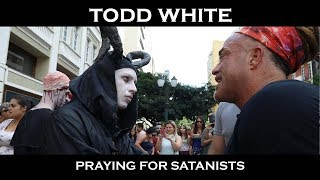 Todd White - Praying for Satanists