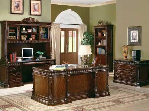 Home Office Furniture Desk Sets Idea