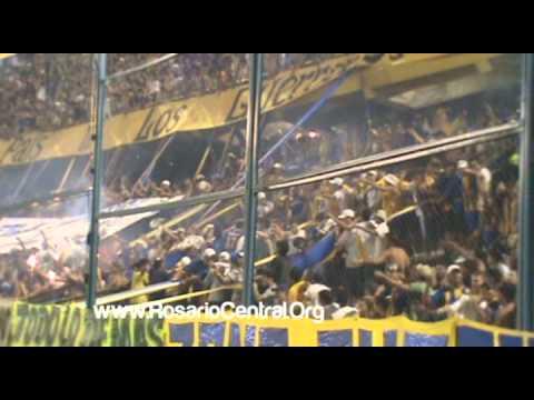 """""""""""Los leprosos tienen miedo"""" - Los Guerreros"""" Barra: Los Guerreros • Club: Rosario Central • País: Argentina"""