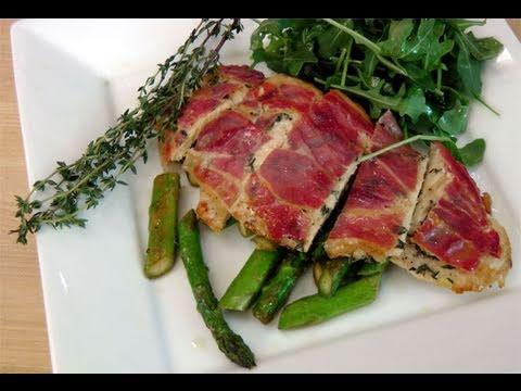 Prosciutto Chicken Recipe – by Laura Vitale – Laura in the Kitchen Episode 97