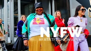 IS NEW YORK FASHION WEEK ACTUALLY INCLUSIVE? | AND I GET DRESSED