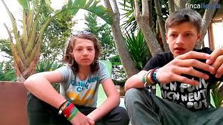 Video Karl und Johannes im Stadthaus Casa Especial