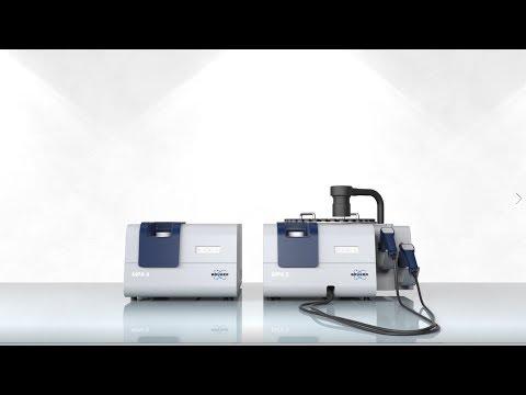 Espectrómetro infrarrojo MPAII