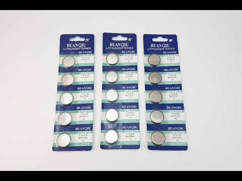 Button Cell Batteries CR-2016, CR-2025 & CR-2032 Lazada Philippines Sale