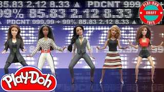 Play Doh Fifth Harmony - Worth It Inspired Costumes